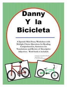 Danny y La Bicicleta