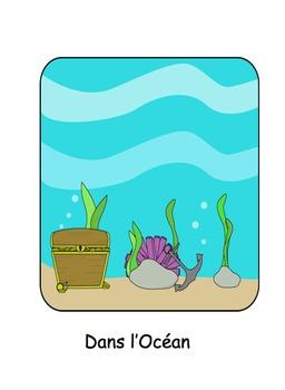 Dans L'Ocean (French Reader)