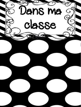 Dans ma classe les ateliers