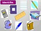 Fournitures scolaires Dans mon sac à dos (Bookbag in French) PowerPoint 2