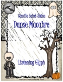 Danse Macabre-Listening Glyph (Art Music Listening Lesson) Spooky Themed Music