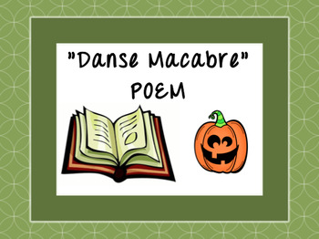 Danse Macabre Poem by Henri Cazalis