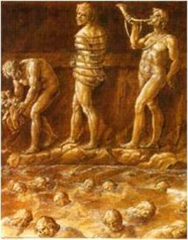 Dante The Inferno Review of Selected Cantos