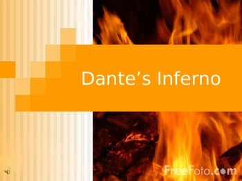 Dante's Inferno Powerpoint