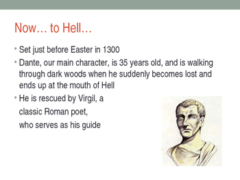 Dante's Inferno - Powerpoint
