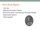 Dante's Inferno - Powerpoint