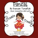 Danza! mini-unit freebie