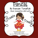 Danza! mini-unit freebie