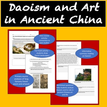 Daoism and Art in Ancient China