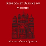 Daphne du Maurier's Rebecca Multiple Choice Quizzes (Cover