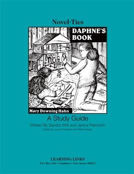 Daphne's Book - Novel-Ties Study Guide