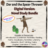 Dar and the Spear-Thrower Novel Study Digital Version BUNDLE