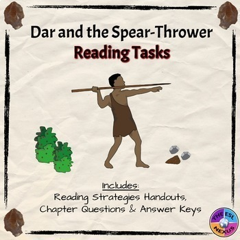 Dar and the Spear-Thrower Reading Activities