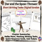 Dar and the Spear-Thrower Short Writing Tasks: Digital Version