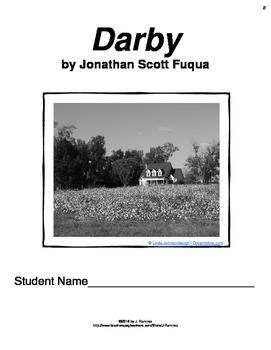 Darby (Jonathan Scott Fuqua) Lesson Plans, Vocabulary and