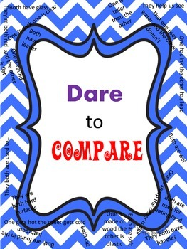 Dare to Compare
