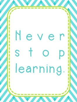 Dare to Inspire Classroom Quotes