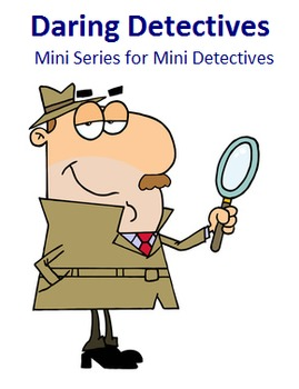 Daring Detectives - Case of the Missing Bananas