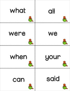 Fry's First 100 Words and Phrases - Daring Dinosaurs! Resource Pack