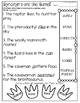 Daring Dinosaurs NO PREP Speech and Language Worksheets Activities Playing Cards