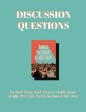 Darius the Great Is Not Okay by Adib Khorram: Questions fo