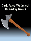 Dark Ages Webquest