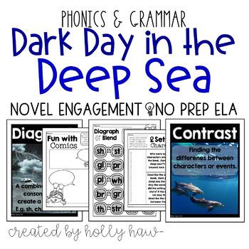 Dark Day in the Deep Sea NO PREP (ELA)
