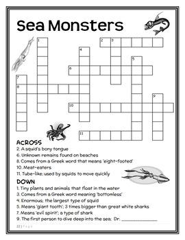 Dark Day in the Deep Sea | Sea Monsters : Magic Tree House BUNDLE (Osborne)