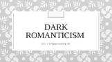 Dark Romanticism Power Point