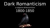 Dark Romantics Powerpoint