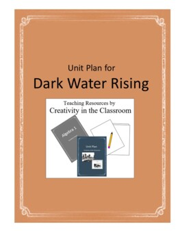 Dark Water Rising Novel Unit Plus Grammar