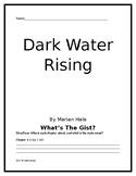 Dark Water Rising- Student Packet