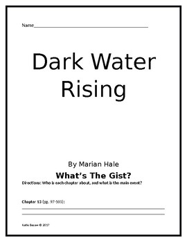 Dark Water Rising- Student Packet and Answer Key