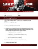 Darkest Hour (2017) Guided Viewing (Movie Guide) Worksheet