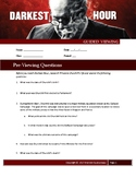 Darkest Hour (2017) Guided Viewing (Movie Guide) Worksheet