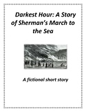 Darkest Hour: A Story of Sherman's March to the Sea Cold R