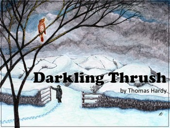 Darkling Thrush by Thomas Hardy
