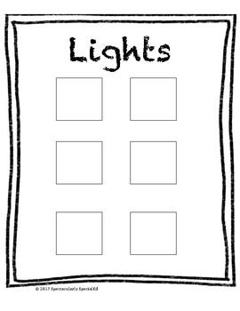 Darks and Lights File Folder
