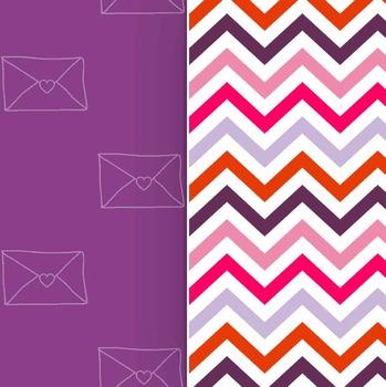 Darling Digital Paper Set