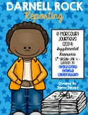 Darnell Rock Reporting (Journeys 5th- Supplemental Materials)