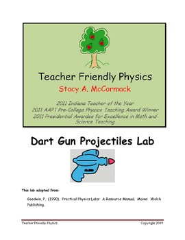 Dart Gun Projectiles Lab