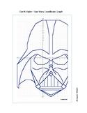 Darth Vader - Coordinate Graph
