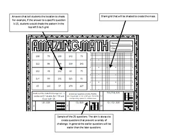 Darts Maze