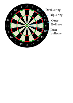 Darts Word Search