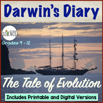 Darwin's Diary: The Tale of Evolution