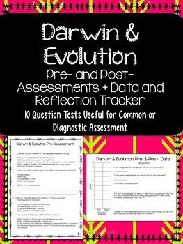 Darwin and Evolution Quiz