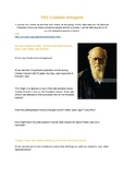Darwin & Extinctions Webquest- Elementary and Middle School Science PBS