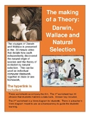 Darwin & Wallace Video ws, hyperlink, Evolution & Natural Selection Venn Diagram