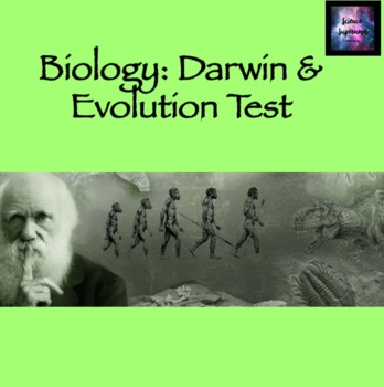 Darwin and Evolution Test