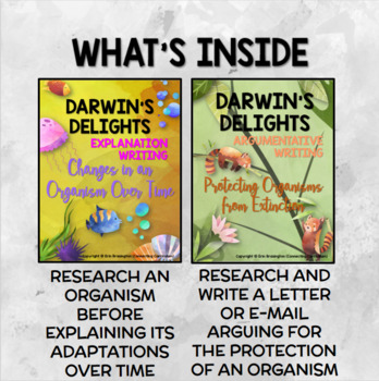 Darwin's Delights Themed Bundle